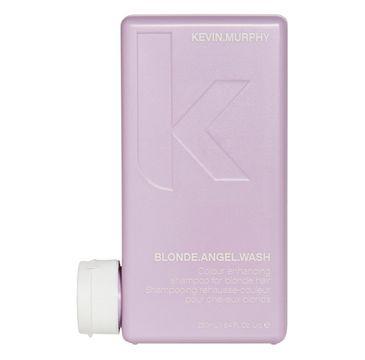 Kevin Murphy Blonde.Angel.Wash szampon wzmacniający kolor do włosów blond (250 ml)