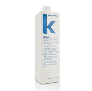 Kevin Murphy Re Store Repairing Cleansing Treatment kuracja regenerująco-oczyszczająca włosów i skóry głowy 1000ml