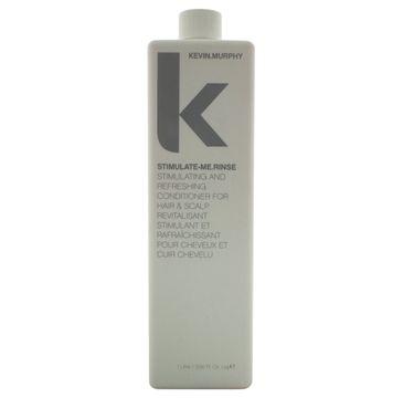 Kevin Murphy Stimulate Me Rinse stymulująco-odświeżająca odżywka do włosów (1000 ml)