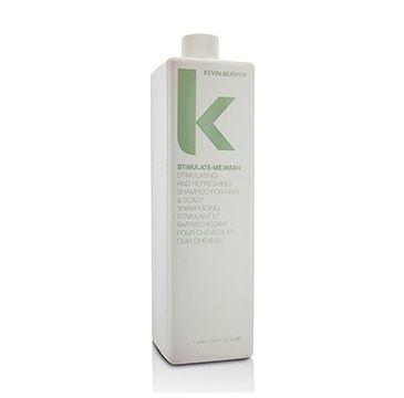 Kevin Murphy Stimulate Me Wash stymulująco-odświeżający szampon do włosów 1000ml