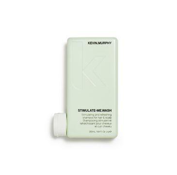 Kevin Murphy Stimulate Me Wash stymulujący i odświeżajacy szampon dla mężczyzn 250ml