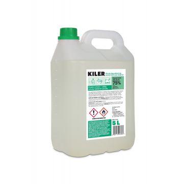 Kiler Płyn do dezynfekcji rąk 75% (5 l)