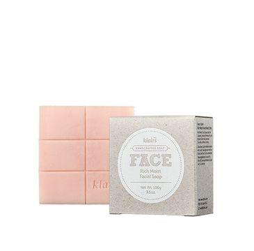 Klairs Face Rich Moist Facial Soap nawilżające mydło do twarzy w kostce 100g