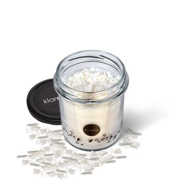 Klareko Pachnące Świecidło Większe zapachowa świeca sojowa cytrusy 200 g