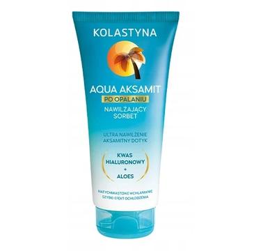 Kolastyna Aqua Aksamit nawilżający sorbet po opalaniu (200 ml)
