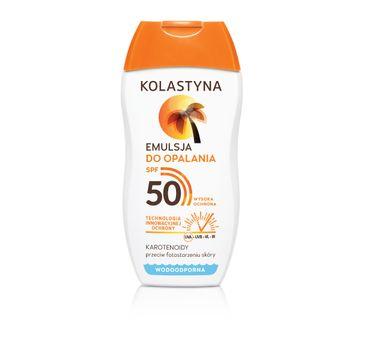 Kolastyna emulsja do opalania SPF 50 (150 ml)