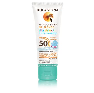Kolastyna krem ochronny dla dzieci i niemowląt SPF 50 (75 ml)