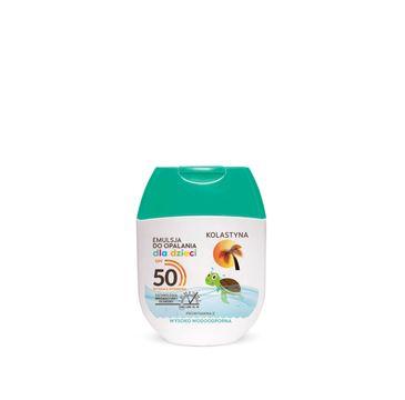 Kolastyna – Mini-emulsja do opalania dla dzieci SPF 50 (60 ml)