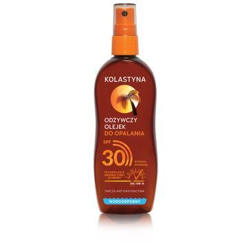 Kolastyna Odżywczy olejek do opalania SPF30 (150 ml)