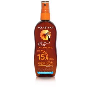 Kolastyna Opalanie olejek do opalania w sprayu SPF15 150 ml