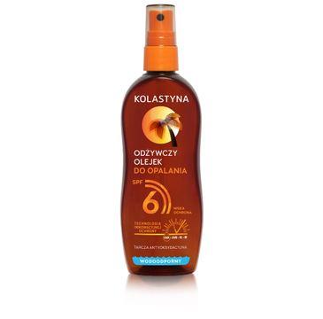 Kolastyna Opalanie olejek do opalania w sprayu SPF6 150 ml