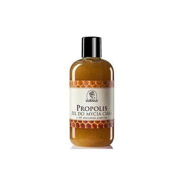 Korana Propolis żel do mycia ciała z 20% ekstraktem propolisu 300 ml