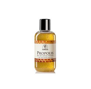 Korana żel do mycia twarzy trądzikowej z 20% ekstraktem z propolisu 200 ml