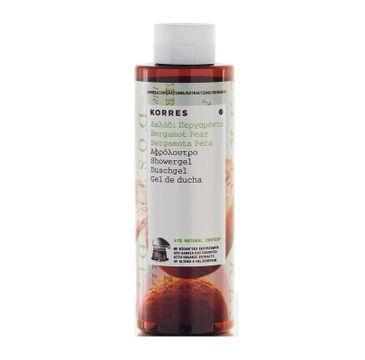 Korres Bergamot Pear Showergel żel pod prysznic o zapachu bergamotki i gruszki 250ml