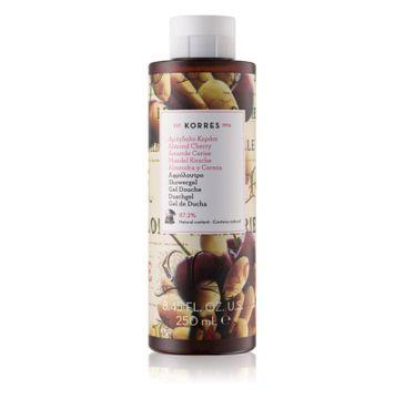 Korres Cherry Shower Gel żel pod prysznic o zapachu wiśni 250ml