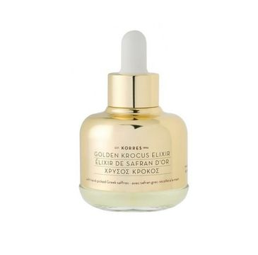Korres Golden Krocus Ageless Saffron Elixir Serum eliksir młodości z szafranem 30ml