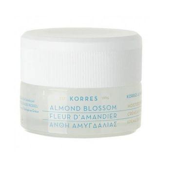 Korres Moisturising & Protecting Cream Oily/Combination Skin nawilżający krem do twarzy Almond Blossom 40ml