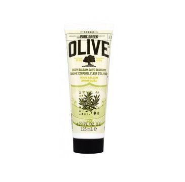 Korres Pure Greek Olive Body Milk mleczko do ciała Olive Blossom 125ml