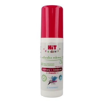 Kosmed Hit Kids Spray odstraszający na komary,kleszcze i meszki dla dzieci 100 ml