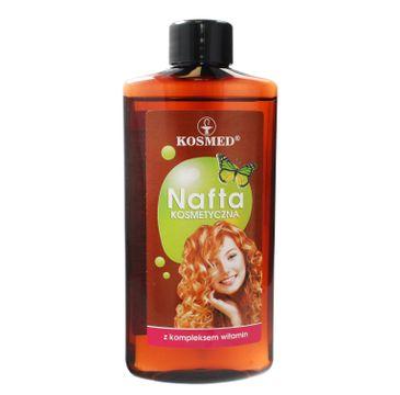 Kosmed Nafta kosmetyczna z kompleksem witamin 150 ml