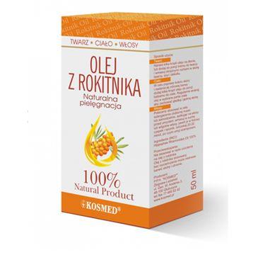 Kosmed – Olejek z owoców rokitnika 100% (50 ml)