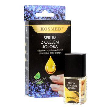 Kosmed – Serum Regenerujące do paznokci i skórek z olejem jojoba (1 szt.)