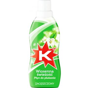 K płyn do płukania tkanin wiosenna świeżość (500 ml)