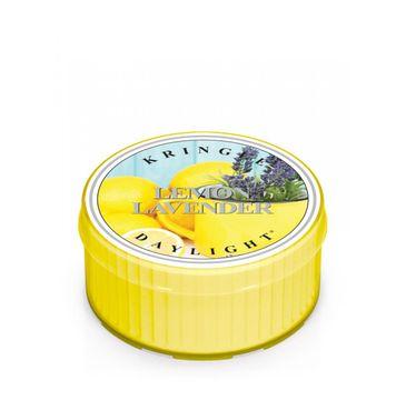 Kringle Candle Daylight świeczka zapachowa Lemon Lavender (35 g)