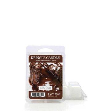 "Kringle Candle – Wax wosk zapachowy ""potpourri"" Lava Cake (64 g)"