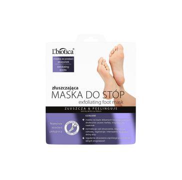 L'Biotica – maska złuszczająca do stóp (40 ml)