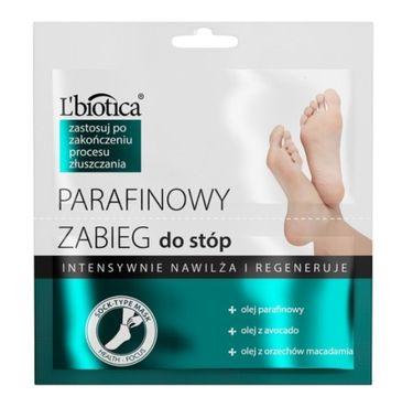 L'Biotica – Parafinowy zabieg do stóp Intensywne Nawilżenie (2 x 5.5 ml)