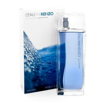 L'eau par Kenzo pour Homme woda toaletowa spray 50ml