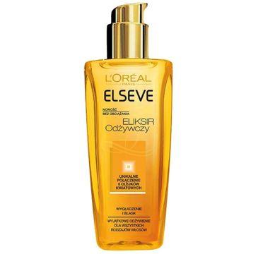 L'Oreal Elseve eliksir do każdego typu włosów odżywczy 100 ml