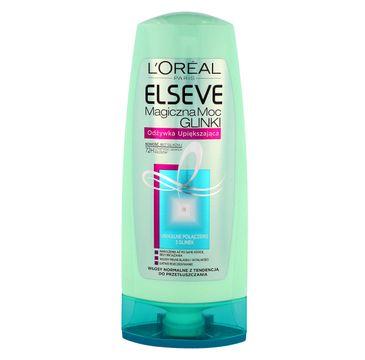 L'Oreal Paris Elseve Magiczna Moc Glinki – odżywka upiększająca do włosów normalnych z tendencją do przetłuszczania (200 ml)