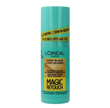 L'oreal Magic Retouch Spray do retuszu odrostów nr 9.3 Jasny Blond 75 ml