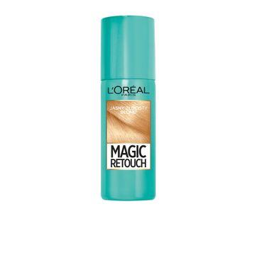 L'Oreal Magic Retouch spray do retuszu odrost贸w nr 9 jasny z艂ocisty blond 75 ml