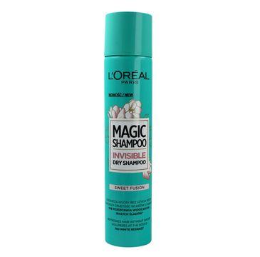 L'Oreal Magic Sweet Fusion suchy szampon do włosów 200 ml