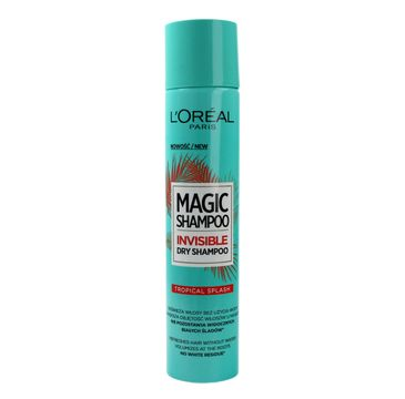 L'Oreal Magic Tropical Splash suchy szampon do włosów 200 ml