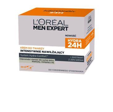 L'Oreal Men Expert Hydra 24h krem do twarzy dla mężczyzn intensywnie nawilżający 50 ml