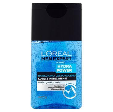 L'Oreal Men Expert Hydra Power żel po goleniu nawilżający 125 ml