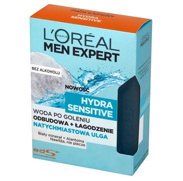 L'Oreal Men Expert Hydra Sensitive woda po goleniu bez alkoholu 100 ml