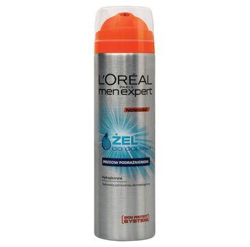L'Oreal Men Expert żel do golenia przeciw podrażnieniom 200 ml