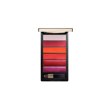 L'Oreal Paris Color Riche La Palette Lips Matte paletka matowych szminek Red 6x1g