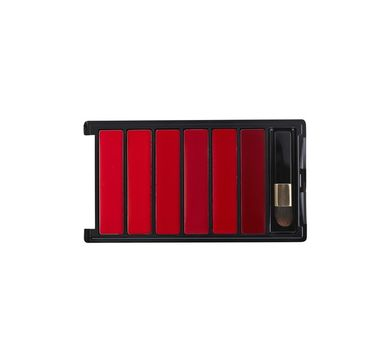 L'Oreal Paris Color Riche La Palette Lips paletka szminek Red 6x1g