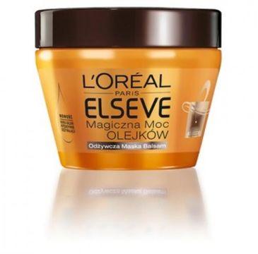 L'Oreal Paris Elseve Magiczna Moc Olejków maseczka do włosów (300 ml)