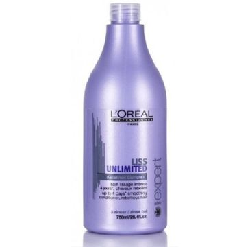 L'Oreal Professionnel Expert Liss Unlimited Smoothing Conditioner odżywka intensywnie wygładzająca 750ml