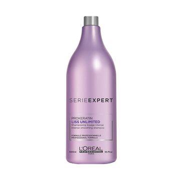 L'Oreal Professionnel Expert Liss Unlimited Smoothing Shampoo szampon intensywnie wygładzający 1500ml