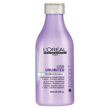 L'Oreal Professionnel Liss Unlimited szampon intensywnie wygładzający 250ml