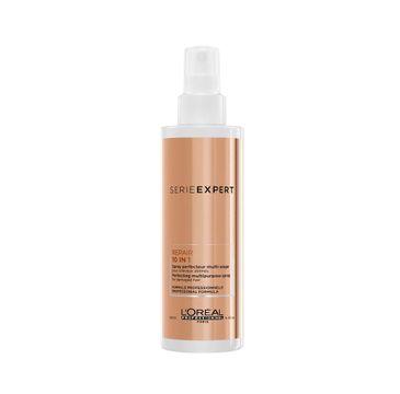L'Oreal Professionnel Serie Expert Absolut Repair Gold 10in1 odbudowujący spray do włosów zniszczonych  19ml