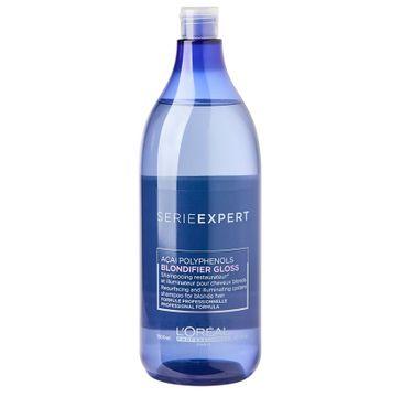 L'Oreal Professionnel Serie Expert Blondifier Gloss Shampoo szampon przywracający blask włosom rozjaśnianym i dekoloryzowanym 1500ml